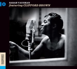 Sarah Vaughan - With Clifford Brown + In The Land O i gruppen CD / Jazz/Blues hos Bengans Skivbutik AB (1011680)