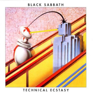 Black Sabbath - Technical Ecstasy i gruppen CD / Rock hos Bengans Skivbutik AB (1017985)