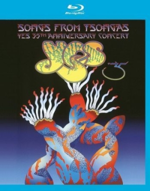 Yes - Songs From Tsongas - 35Th Anniversa i gruppen MUSIK / Musik Blu-Ray / Rock hos Bengans Skivbutik AB (1018897)