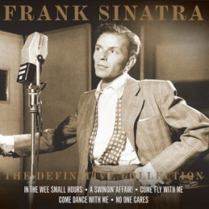 Frank Sinatra - The Definitive Collection i gruppen CD / Jazz/Blues hos Bengans Skivbutik AB (1020000)