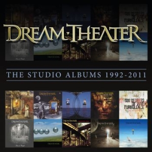 Dream Theater - The Studio Albums 1992-2011 i gruppen Minishops / Dream Theater hos Bengans Skivbutik AB (1033264)