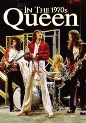 Queen - In The 1970S  (Dvd Documentary) i gruppen ÖVRIGT / Musik-DVD & Bluray hos Bengans Skivbutik AB (1054252)