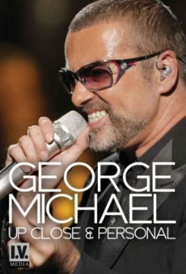 George Michael - Up Close & Personal (Dvd Documentar i gruppen Minishops / George Michael hos Bengans Skivbutik AB (1093212)