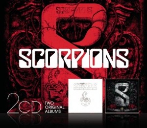 Scorpions - Unbreakable / Sting In The Tail i gruppen CD / Pop hos Bengans Skivbutik AB (1096890)