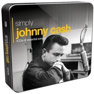 Johnny Cash - Simply Johnny Cash i gruppen Minishops / Johnny Cash hos Bengans Skivbutik AB (1102396)