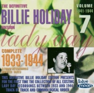 Holiday Billie - Complete Master Takes/Vol.7 1941-44 i gruppen CD / Jazz/Blues hos Bengans Skivbutik AB (1107903)