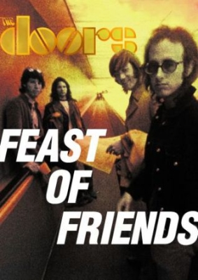 Doors - Feast Of Friends i gruppen MUSIK / Musik Blu-Ray / Rock hos Bengans Skivbutik AB (1110904)