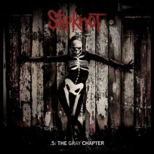 Slipknot - .5: The Gray Chapter i gruppen Minishops / Slipknot hos Bengans Skivbutik AB (1112517)