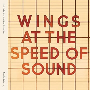 Wings - Wings At The Speed Of Sound (Ltd D) i gruppen CD / Pop hos Bengans Skivbutik AB (1113253)