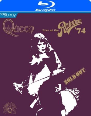 Queen - Live At The Rainbow (Bluray) i gruppen MUSIK / Musik Blu-Ray / Rock hos Bengans Skivbutik AB (1113255)