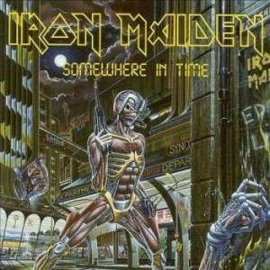 Iron Maiden - Somewhere In Time i gruppen Julspecial19 hos Bengans Skivbutik AB (1113665)