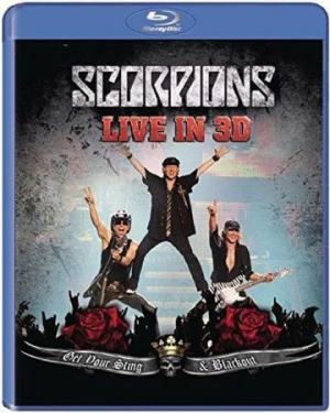 Scorpions - Get Your Sting And Blackout Live 20 i gruppen MUSIK / Musik Blu-Ray / Pop hos Bengans Skivbutik AB (1125336)
