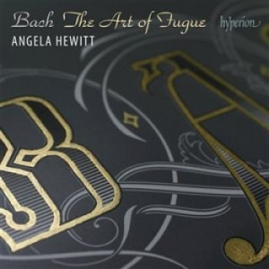 Bach - The Art Of Fugue i gruppen CD / Klassiskt hos Bengans Skivbutik AB (1126350)