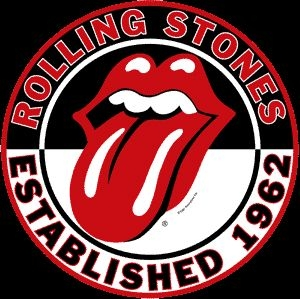 Magnets - The Rolling Stones Fridge Magnet: Est. 1962 i gruppen ÖVRIGT / Merch Magneter hos Bengans Skivbutik AB (1129650)