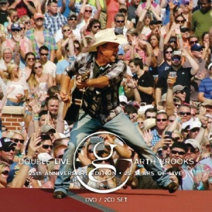 Garth Brooks - Double Live i gruppen CD / CD Blues-Country hos Bengans Skivbutik AB (1131067)
