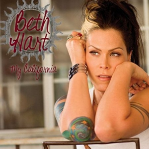 Beth Hart - My California (Lp Re-Issue) i gruppen VINYL / Jazz/Blues hos Bengans Skivbutik AB (1136690)