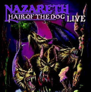 Nazareth - Hair Of The Dog - Live i gruppen VINYL / Rock hos Bengans Skivbutik AB (1136827)