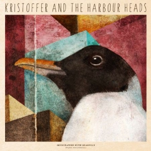 Kristoffer and the harbour heads - Skyscrapers with seagulls (LP+CD) i gruppen Kampanjer / BlackFriday2020 hos Bengans Skivbutik AB (1148809)