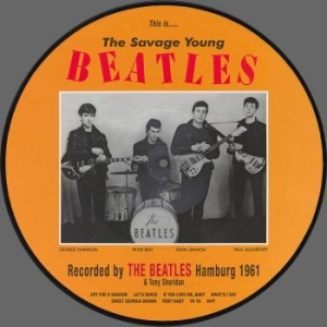 The beatles - This Is? The Savage Young Beatles i gruppen Minishops / Beatles hos Bengans Skivbutik AB (1151489)