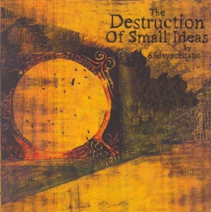 65Daysofstatic - Destruction Of Small Ideas i gruppen Julspecial19 hos Bengans Skivbutik AB (1152254)