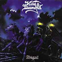 King Diamond - Abigail -Hq- i gruppen Minishops / King Diamond hos Bengans Skivbutik AB (1153151)