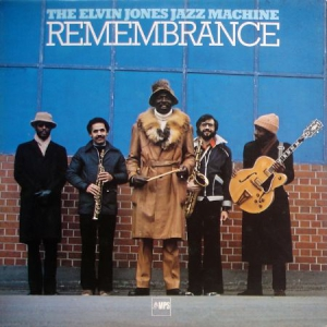 Elvin Jones - Remembrance i gruppen CD / Jazz/Blues hos Bengans Skivbutik AB (1167933)