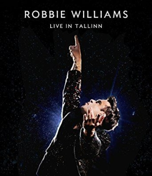 Robbie Williams - Live In Tallinn (Bluray) i gruppen MUSIK / Musik Blu-Ray / Pop hos Bengans Skivbutik AB (1171686)