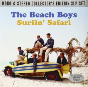 Beach Boys - Surfin' Safari 2Lp [import] i gruppen VINYL / Pop hos Bengans Skivbutik AB (1176625)