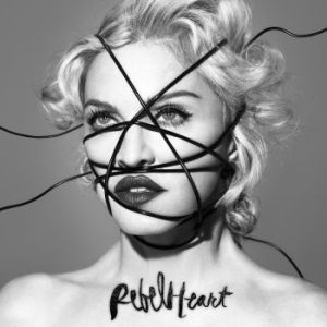 Madonna - Rebel Heart i gruppen CD / Pop hos Bengans Skivbutik AB (1190061)