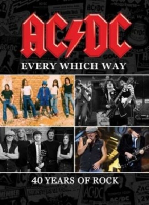 AC/DC - Every Which Way - Documentary 2 Dis i gruppen ÖVRIGT / Musik-DVD & Bluray hos Bengans Skivbutik AB (1246159)