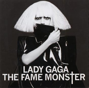 Lady Gaga - Fame Monster - Single Disc Version i gruppen Minishops / Lady Gaga hos Bengans Skivbutik AB (1246760)