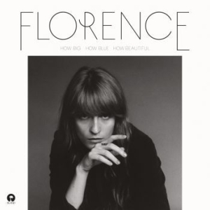 Florence + The Machine - How Big How Blue How Beautiful 2Lp i gruppen Minishops / Florence And The Machine hos Bengans Skivbutik AB (1247393)