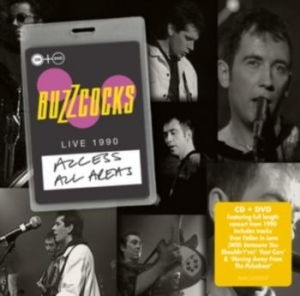 Buzzcocks - Access All Areas [import] i gruppen CD / Rock hos Bengans Skivbutik AB (1275665)