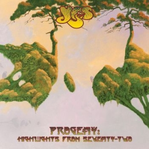 Yes - Progeny: Highlights From Seven i gruppen CD / Rock hos Bengans Skivbutik AB (1277837)