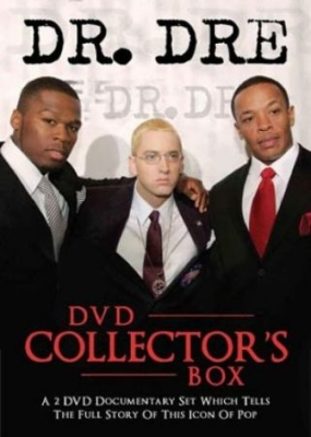 Dr Dre - Dvd Collectors Box (2 Dvd Set Docum i gruppen ÖVRIGT / Musik-DVD & Bluray hos Bengans Skivbutik AB (1312137)