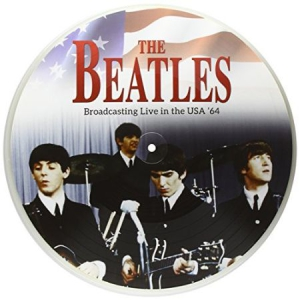 Beatles - Broadcasting Live In The Usa  64 i gruppen Minishops / Beatles hos Bengans Skivbutik AB (1325963)