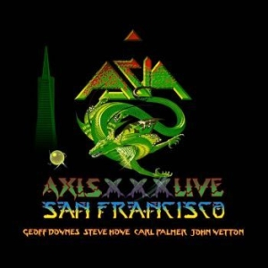 Asia - Axis Xxx Live In San Francisco Mmxi i gruppen MUSIK / Musik Blu-Ray / Rock hos Bengans Skivbutik AB (1334276)