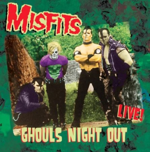 Misfits - Ghouls Night Out - Live! i gruppen CD / Rock hos Bengans Skivbutik AB (1336162)