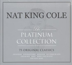 Nat King Cole - Platinum Collection i gruppen CD / Jazz/Blues hos Bengans Skivbutik AB (1368553)