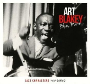 Art Blakey - Jazz Characters Blues March i gruppen CD / Jazz/Blues hos Bengans Skivbutik AB (1485083)