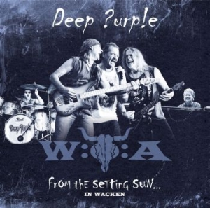 Deep Purple - From The Setting Sun... (In Wacken) i gruppen Julspecial19 hos Bengans Skivbutik AB (1496561)