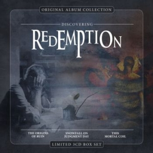 Redemption - Original Album Collection: Discover i gruppen BF2019 hos Bengans Skivbutik AB (1512380)