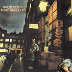 David Bowie - The Rise And Fall Of Ziggy Sta i gruppen Minishops / David Bowie hos Bengans Skivbutik AB (1514551)