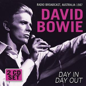 Bowie David - Day In Day Out - Radio Broadcast i gruppen Minishops / David Bowie hos Bengans Skivbutik AB (1514935)