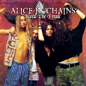 Alice In Chains - Bleed The Freak i gruppen CD / Rock hos Bengans Skivbutik AB (1521279)