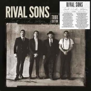Rival Sons - Great Western Valkyrie (2 Cd Tour E i gruppen Julspecial19 hos Bengans Skivbutik AB (1530479)