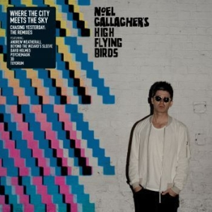 Noel Gallagher's High Flying Birds - Where The City Meets The Sky: Chasi i gruppen Minishops / Oasis hos Bengans Skivbutik AB (1531226)