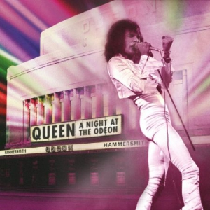 Queen - A Night At The Odeon (Br) i gruppen MUSIK / Musik Blu-Ray / Rock hos Bengans Skivbutik AB (1704245)