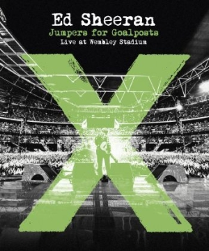 Ed Sheeran - Jumpers For Goalposts Live At i gruppen MUSIK / Musik Blu-Ray / Pop hos Bengans Skivbutik AB (1712415)