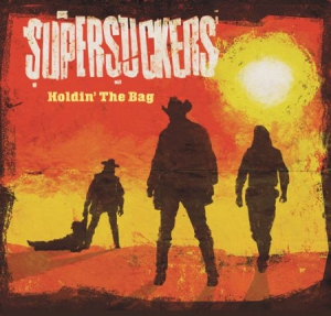 Supersuckers - Holdin' The Bag i gruppen CD / Rock hos Bengans Skivbutik AB (1713278)